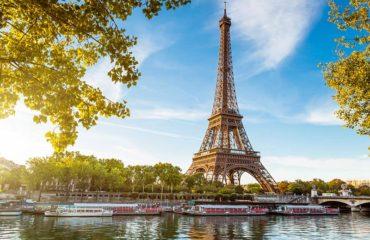 Eifflel Tower - Paris France